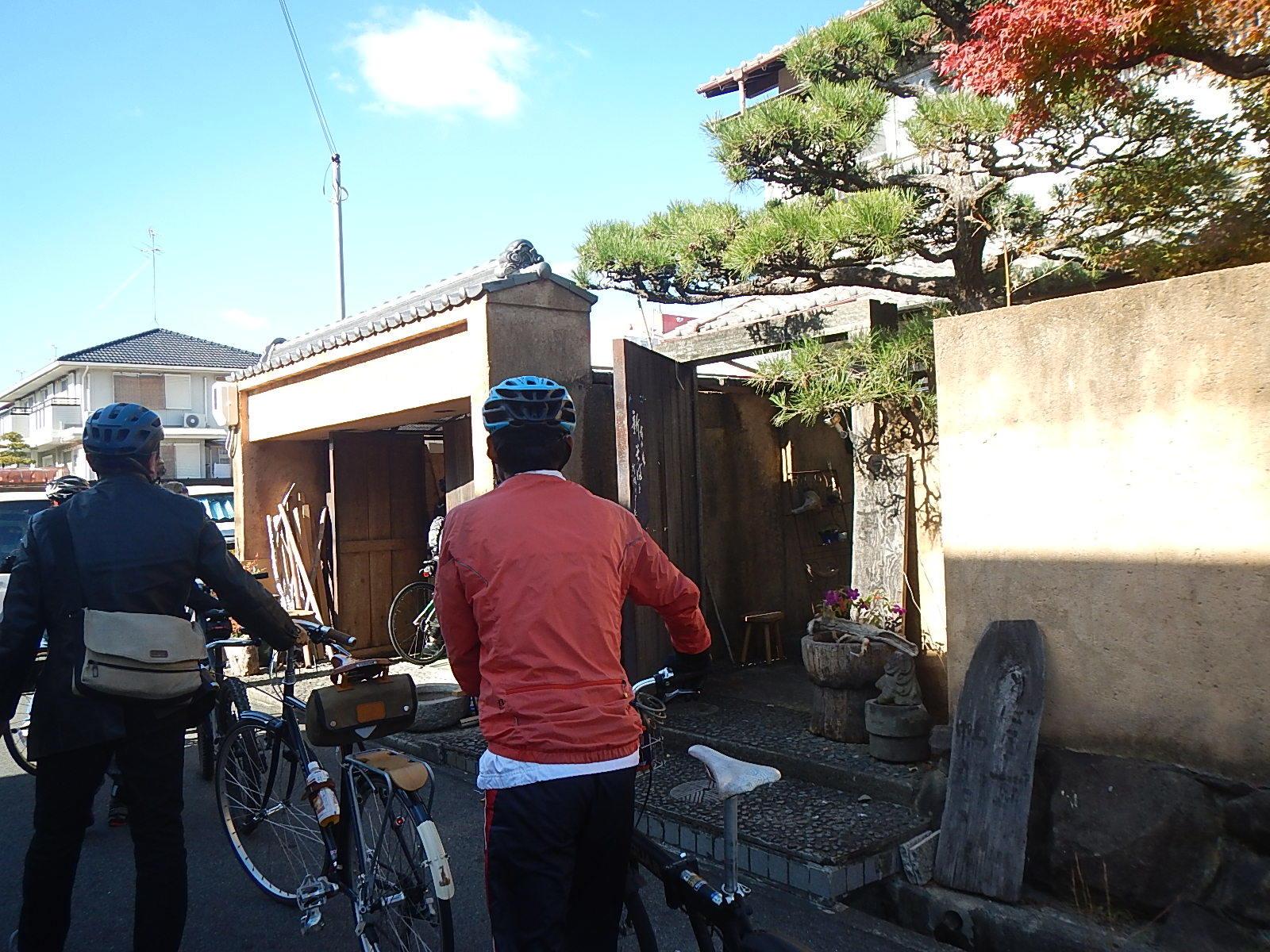 そば屋「藍」へ~ゆっくりポタリングを楽しむ会_a0386742_16594696.jpg