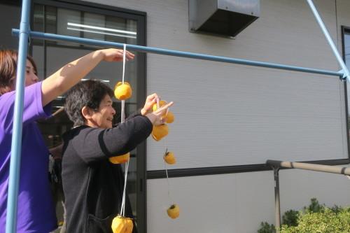 干し柿作り!_c0350752_09513277.jpg