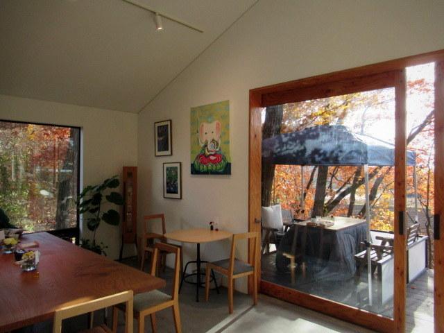 cafe and interior L / カフェ&インテリア エル * 初冬のテラスもおこたでぬくぬく♪_f0236260_01001743.jpg