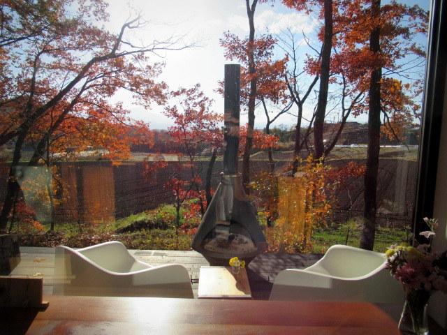 cafe and interior L / カフェ&インテリア エル * 初冬のテラスもおこたでぬくぬく♪_f0236260_01021015.jpg