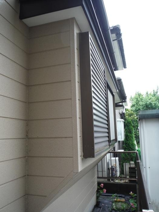 小工事 ~ 窓の面格子取付。_d0165368_05563571.jpg