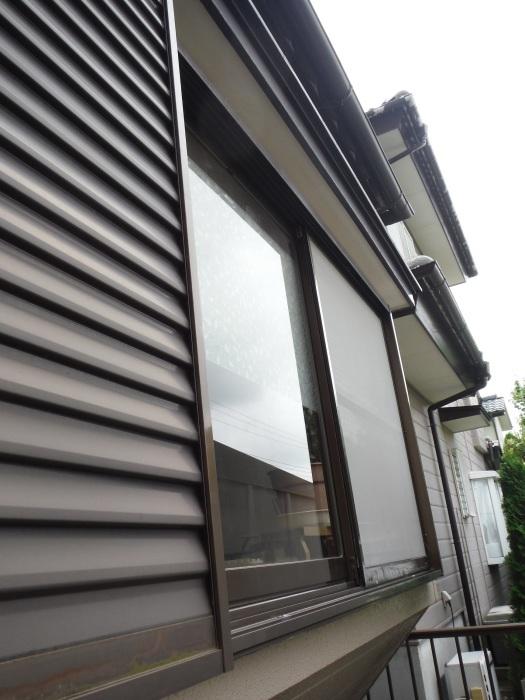 小工事 ~ 窓の面格子取付。_d0165368_05565121.jpg