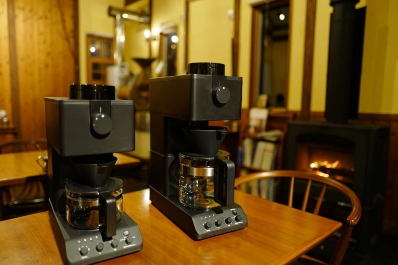 全自動コーヒーメーカー(6杯用) CM‐D465B_b0398673_17115536.jpg
