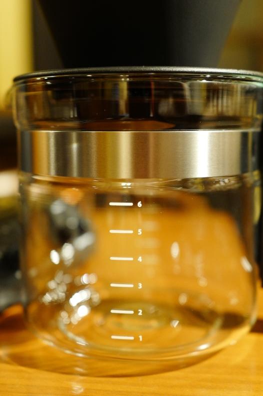 全自動コーヒーメーカー(6杯用) CM‐D465B_b0398673_17121360.jpg