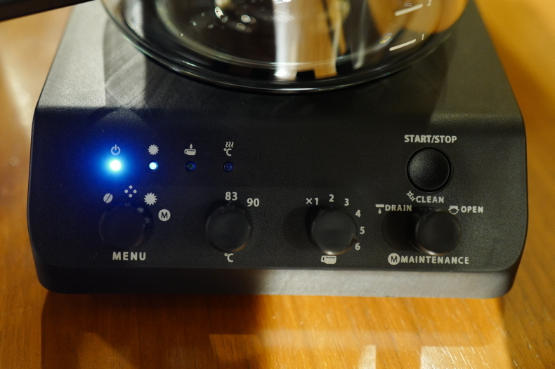 全自動コーヒーメーカー(6杯用) CM‐D465B_b0398673_17123161.jpg