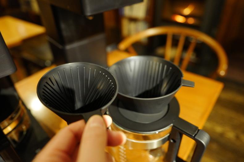 全自動コーヒーメーカー(6杯用) CM‐D465B_b0398673_17210728.jpg