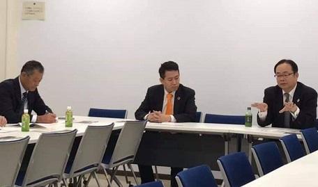 駒澤大学同窓会東京都支部 副会長に就任しました。_c0092197_15433091.jpg