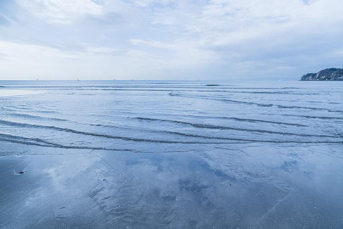 11月の由比ヶ浜海岸_b0145398_23261417.jpg