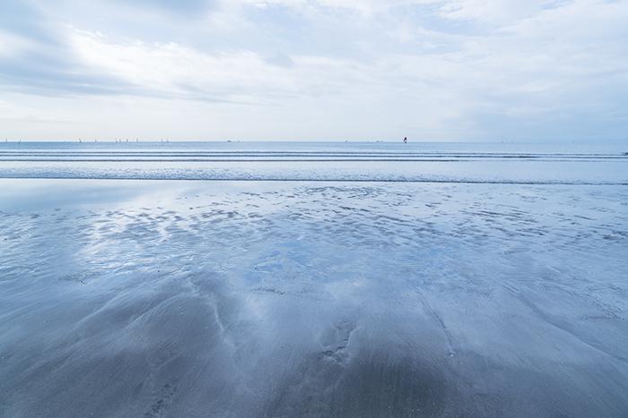 11月の由比ヶ浜海岸_b0145398_23265657.jpg