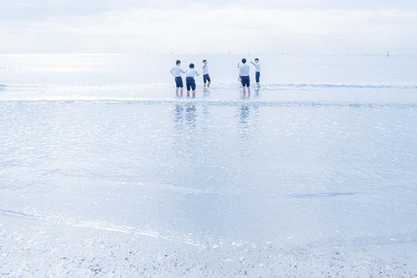 11月の由比ヶ浜海岸_b0145398_23272340.jpg