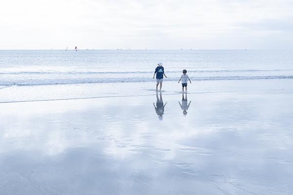 11月の由比ヶ浜海岸_b0145398_23273810.jpg