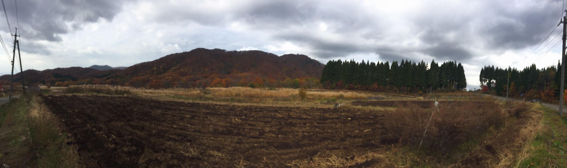 秋のトレッキング   大鹿滝_e0115904_00570579.jpg