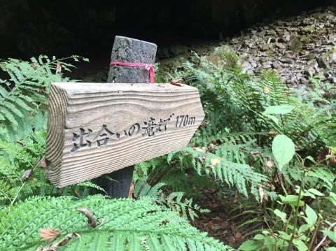 秋のトレッキング  出会の滝_e0115904_05150160.jpg