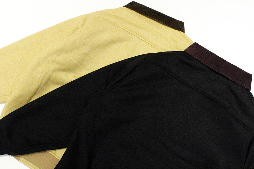 "COMFORTABLE REASON (コンフォータブルリーズン) "" Boa Fleece Pilot Jacket \""_b0122806_12424794.jpg"