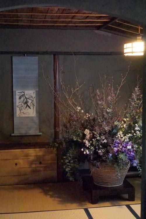 紅葉萌ゆ、そして静寂、侘び寂びへ。「金澤・花の茶屋」_b0151911_09335762.jpg