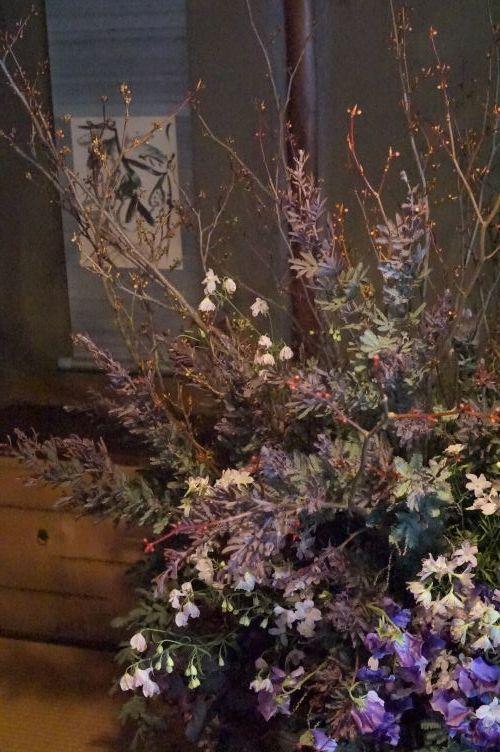 紅葉萌ゆ、そして静寂、侘び寂びへ。「金澤・花の茶屋」_b0151911_09353692.jpg