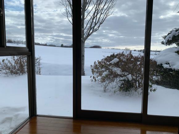 そとはすっかり雪景色です。_f0096216_10212561.jpg