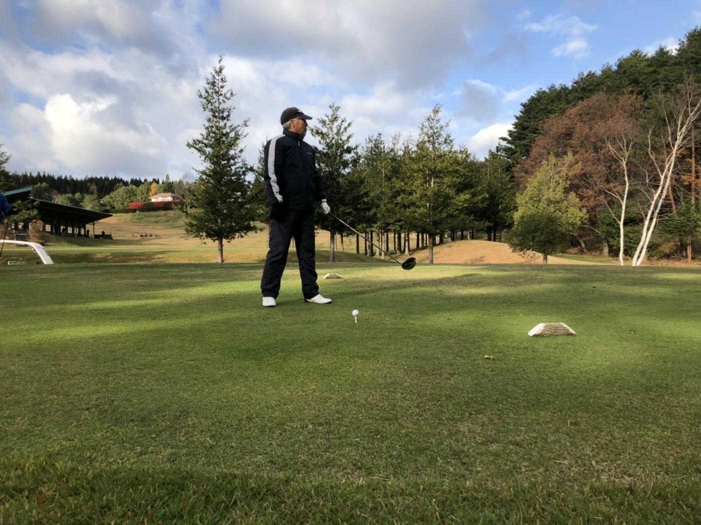 社員ゴルフコンペ開催!_b0221218_19202055.jpg
