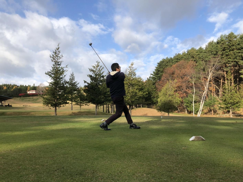 社員ゴルフコンペ開催!_b0221218_19212481.jpg