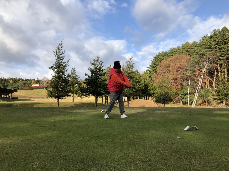 社員ゴルフコンペ開催!_b0221218_19300444.jpg