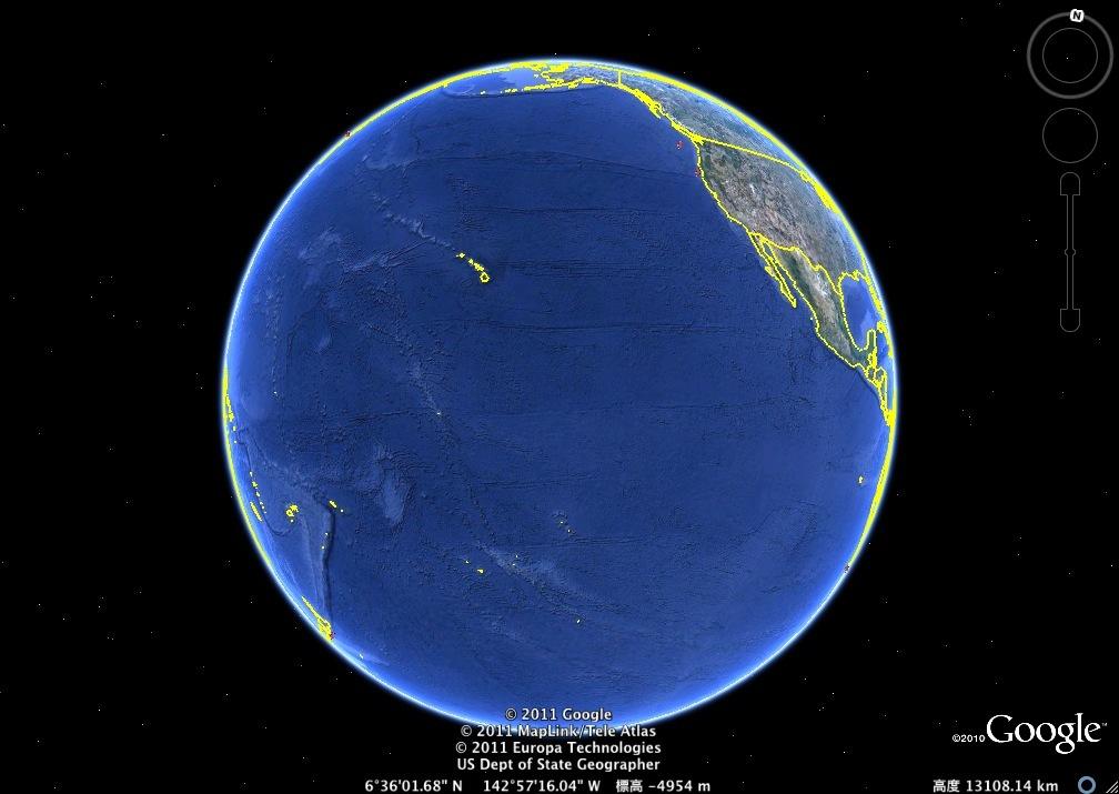 【地震予知】太平洋の大地震の時計回りの法則当たる!?→宝くじを当てることより簡単だった!?_a0386130_09451053.jpg