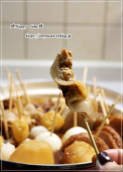 自家製コロッケ・生姜焼き弁当と味噌おでん♪_f0348032_18172771.jpg