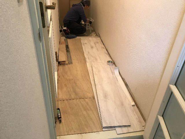 2.5日目 床施工終了_f0031037_20124022.jpg