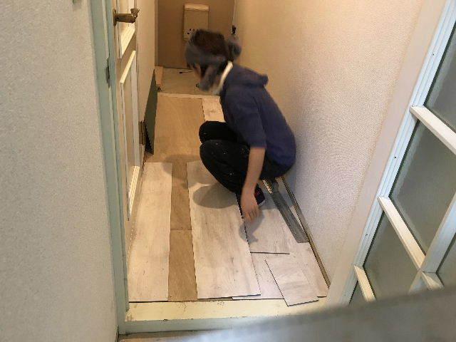 2.5日目 床施工終了_f0031037_20124895.jpg