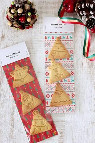 クリスマスさんかくクッキー_a0165538_10042790.jpg