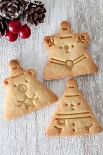 クリスマスさんかくクッキー_a0165538_10181241.jpg