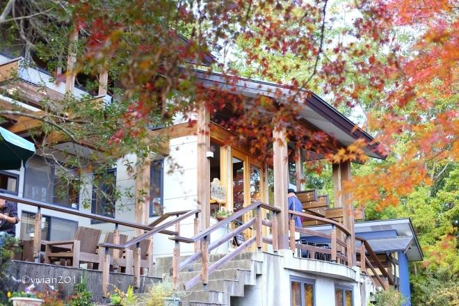 益子 森のレストラン ~紅葉を見ながらランチ~_e0227942_22064226.jpg