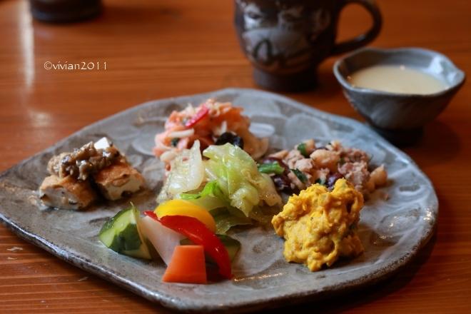 益子 森のレストラン ~紅葉を見ながらランチ~_e0227942_22122437.jpg