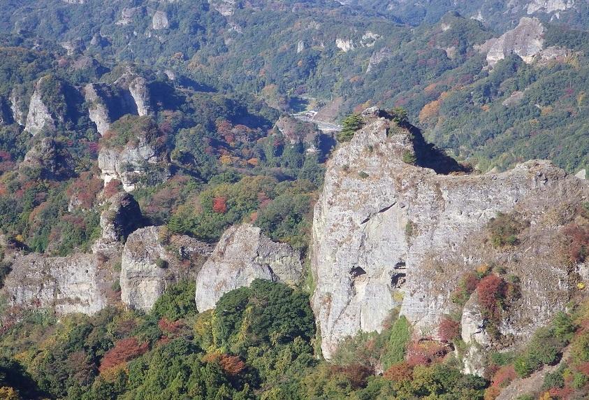 国東半島…鬼城(きしろ)へ_e0164643_16353387.jpg