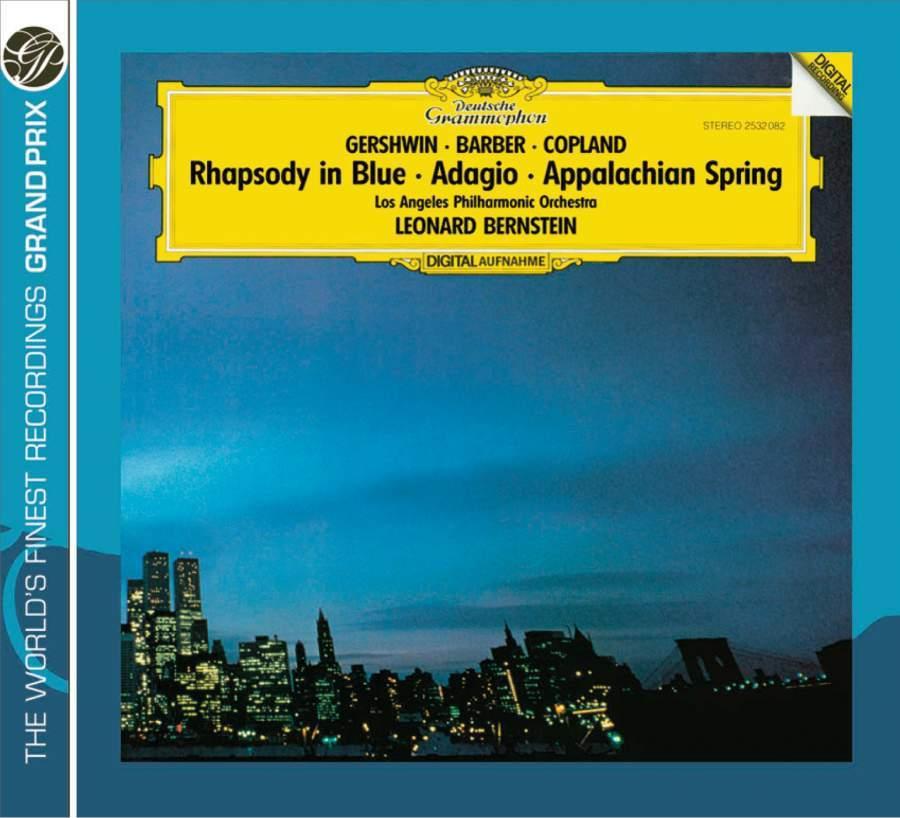 Gershwin: Rhapsody in Blue etc.@Bernstein LAPO_a0384046_10183257.jpg