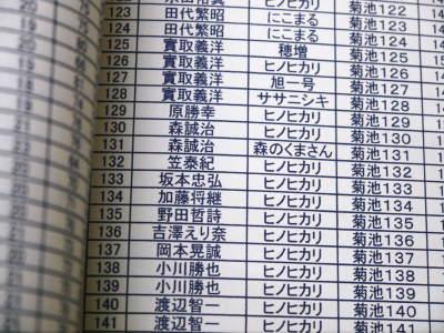 第7回菊池米食味コンクール!明日(11/23)は第3回九州のお米食味コンクールin菊池が開催されます!! _a0254656_16515670.jpg