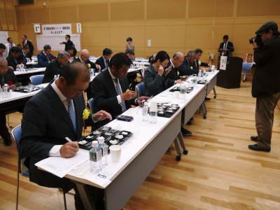 第7回菊池米食味コンクール!明日(11/23)は第3回九州のお米食味コンクールin菊池が開催されます!! _a0254656_17405243.jpg