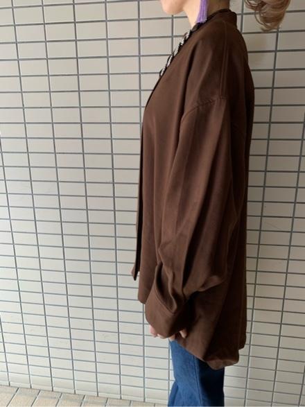 CHIGNONSTAR☆後タックドレープShirt☆彡_e0269968_16294024.jpg