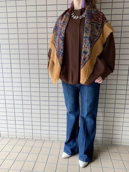 CHIGNONSTAR☆後タックドレープShirt☆彡_e0269968_16295018.jpg