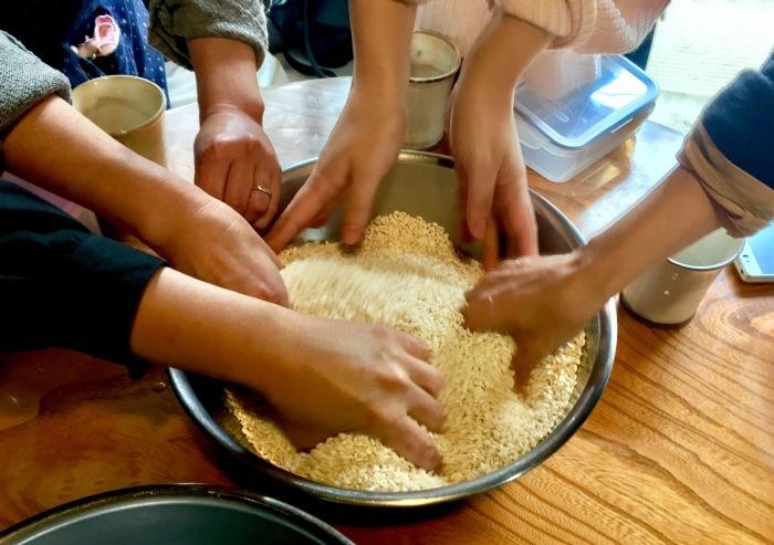 日日家仕事〜11月・お正月用の白味噌作り〜のご報告_b0057979_21194195.jpg