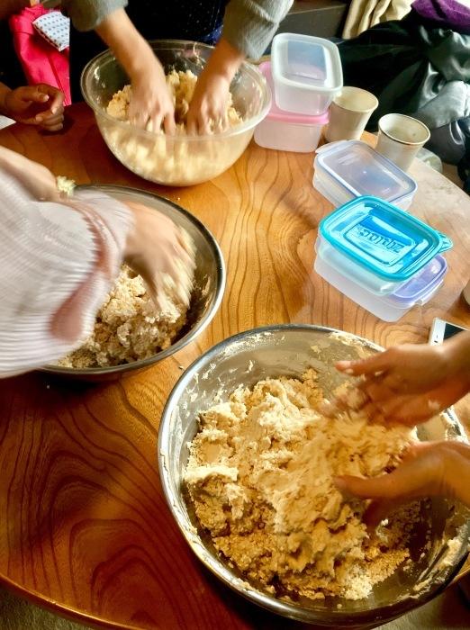 日日家仕事〜11月・お正月用の白味噌作り〜のご報告_b0057979_21195086.jpg