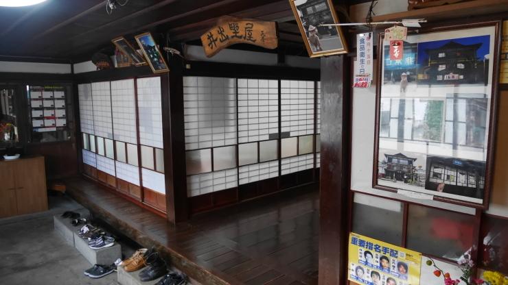 中山道に面する木造三階-望月・井出野屋旅館_a0385880_22292743.jpg