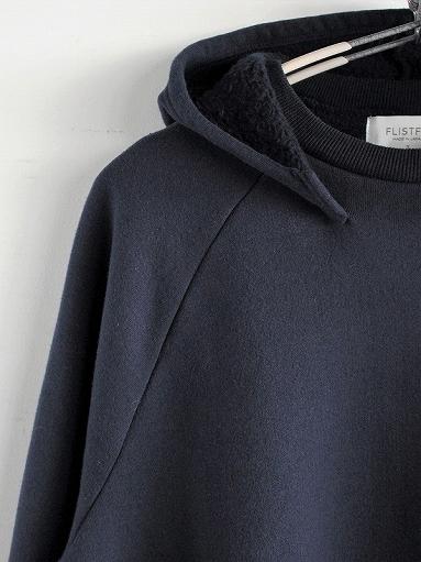 FLISTFIA Long Sleeve After Hooded / Navy_b0139281_18523348.jpg