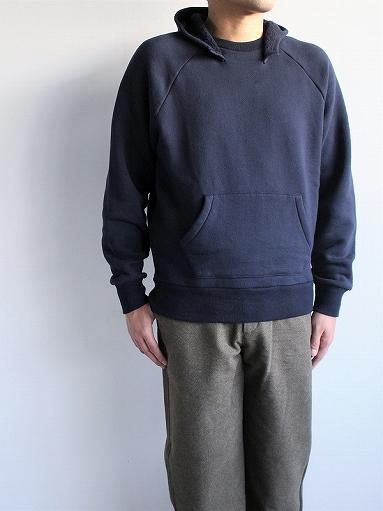 FLISTFIA Long Sleeve After Hooded / Navy_b0139281_18524256.jpg