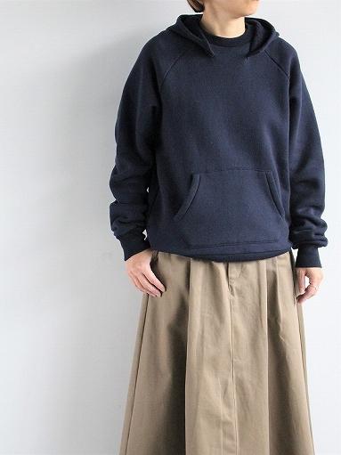 FLISTFIA Long Sleeve After Hooded / Navy_b0139281_18525215.jpg