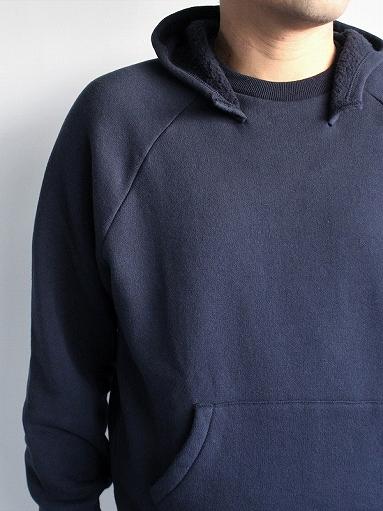 FLISTFIA Long Sleeve After Hooded / Navy_b0139281_18532546.jpg