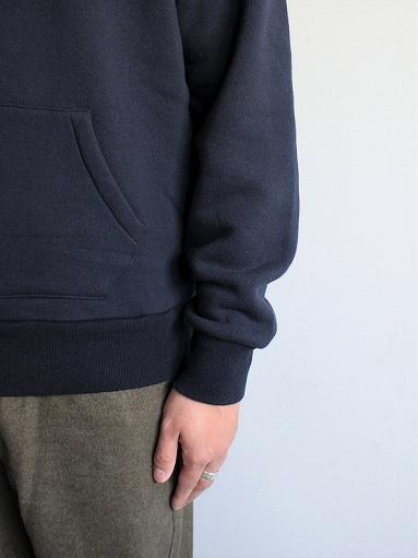FLISTFIA Long Sleeve After Hooded / Navy_b0139281_18533423.jpg