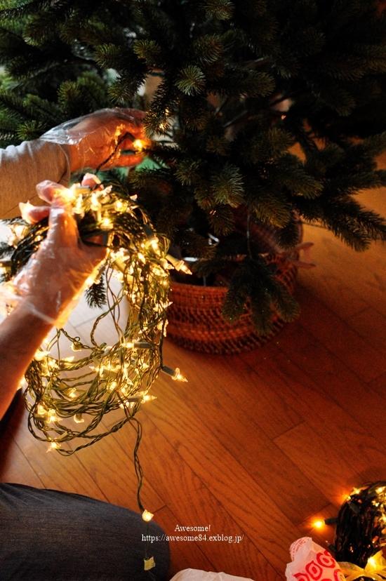 Christmas tree 1122の日_e0359481_13561364.jpg