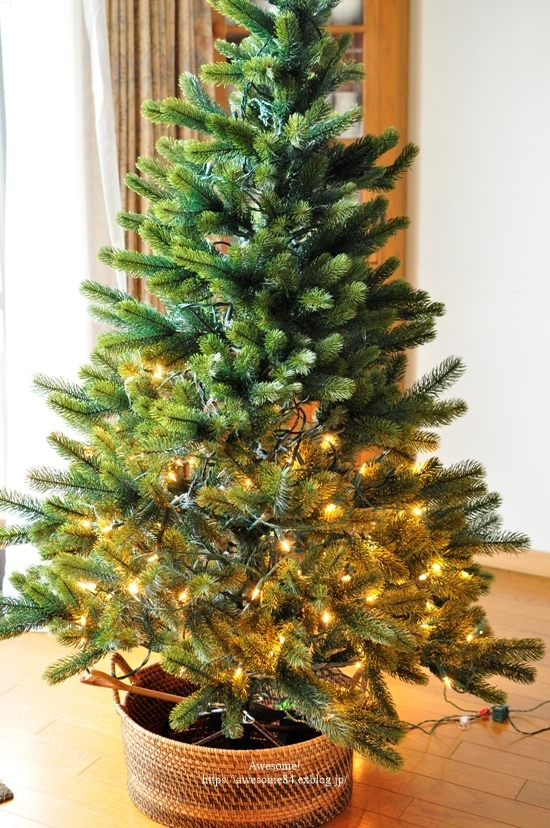 Christmas tree 1122の日_e0359481_18491505.jpg