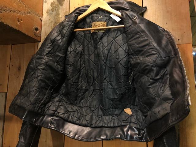11月23日(土)マグネッツ大阪店スーペリア入荷!!#10 MIX Part2編!! LeatherJkt & Harley-Davidson, BARACUTA, NOS!!_c0078587_15442379.jpg