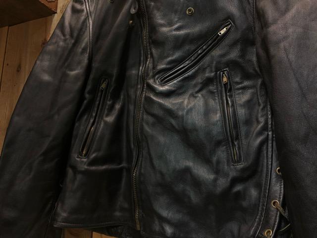 11月23日(土)マグネッツ大阪店スーペリア入荷!!#10 MIX Part2編!! LeatherJkt & Harley-Davidson, BARACUTA, NOS!!_c0078587_15482987.jpg